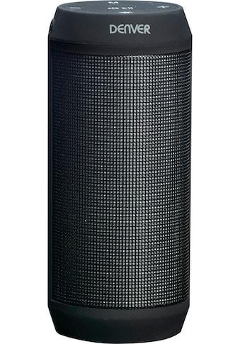 Denver Bluetooth-Lautsprecher »BTL-62« kaufen