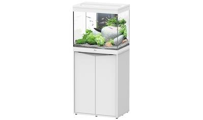 Aquatlantis Aquarien-Set »Splendid 110«, BxTxH: 60x40x139 cm, 135 l, mit Unterschrank in weiß kaufen