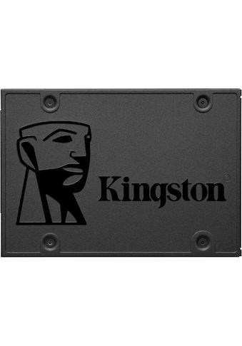 "Kingston SSD »A400«, 2,5 "" kaufen"