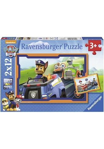 Ravensburger Puzzle »Paw Patrol im Einsatz«, Made in Europe, FSC® - schützt Wald -... kaufen