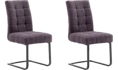 MCA furniture Freischwinger »Salta«, mit Aqua Clean Bezug kaufen