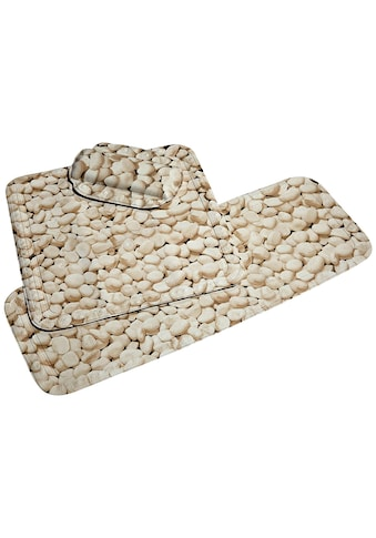 Kleine Wolke Duscheinlage »Stone«, BxH: 55 x 55 cm kaufen