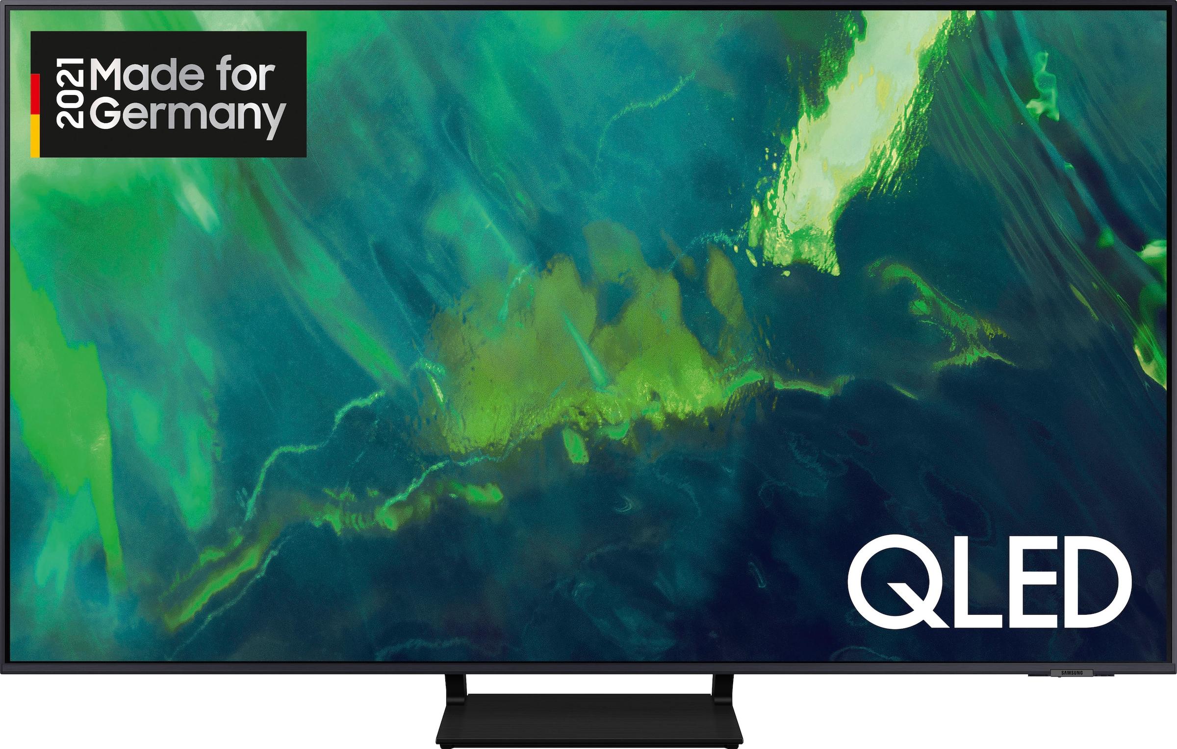Samsung QLED Fernseher »GQ20Q20AAT«, 20 cm/20