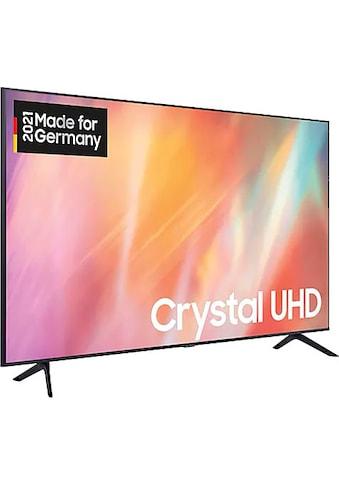 Samsung LED-Fernseher »GU55AU7199UXZG«, 138 cm/55 Zoll, 4K Ultra HD, Smart-TV kaufen