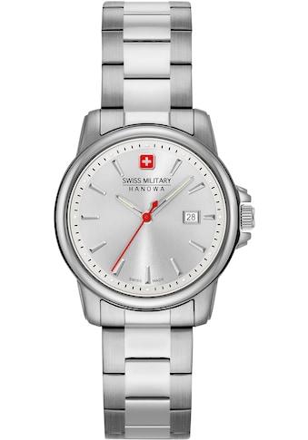 Swiss Military Hanowa Schweizer Uhr »SWISS RECRUIT LADY II, 06 - 7230.7.04.001.30« kaufen