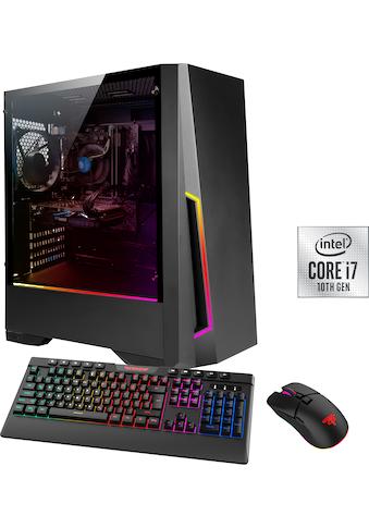 Hyrican »Pandora 6614« Gaming - PC (Intel, Core i7, RTX 3060 Ti, Luftkühlung) kaufen