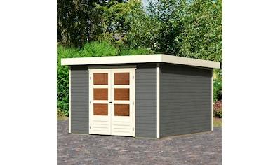 KARIBU Gartenhaus »Arnis 6«, BxT: 334x331 cm kaufen