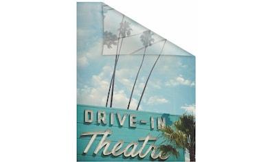 Fensterfolie, »Drive In«, LICHTBLICK, blickdicht, strukturiert kaufen