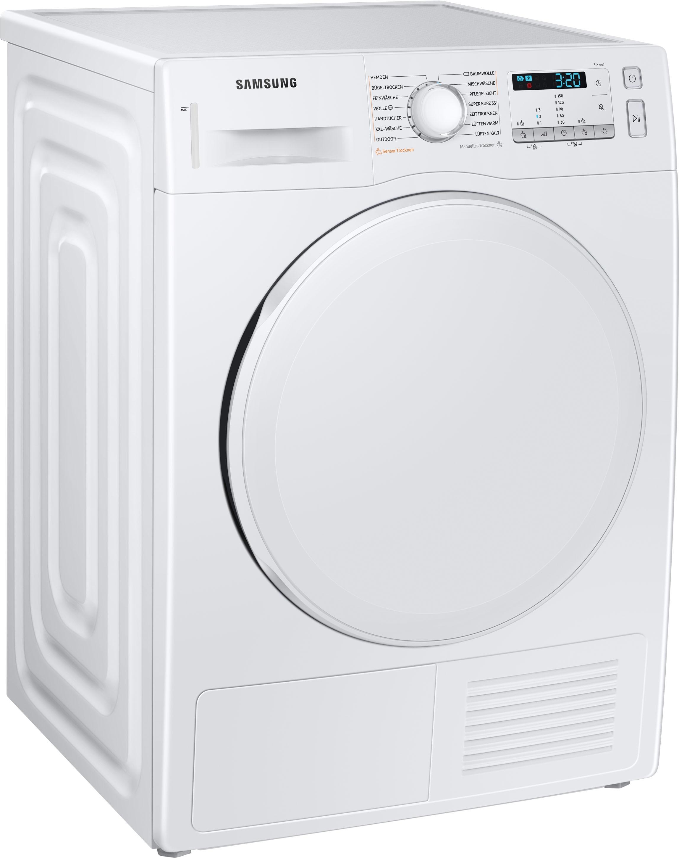 Samsung Wärmepumpentrockner DV8FTA220DW EG