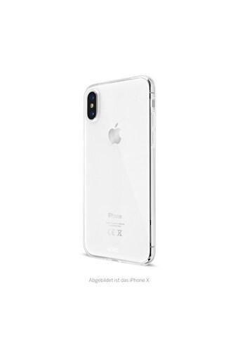 Artwizz Ultra schlankes TPU Case für die Rückseite »NoCase for iPhone XR« kaufen