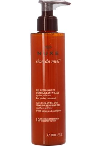 Nuxe Gesichtsreinigungsgel »Rêve De Miel Face Cleansing And Make-Up Removing Gel« kaufen