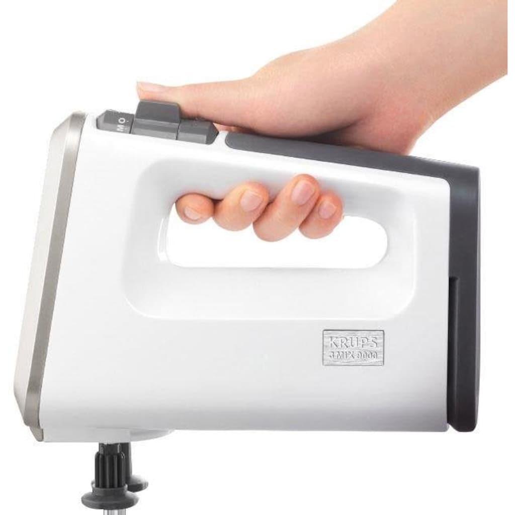 Krups Handmixer »3 Mix 9000 Deluxe Pürierstab GN9031«, 500 W