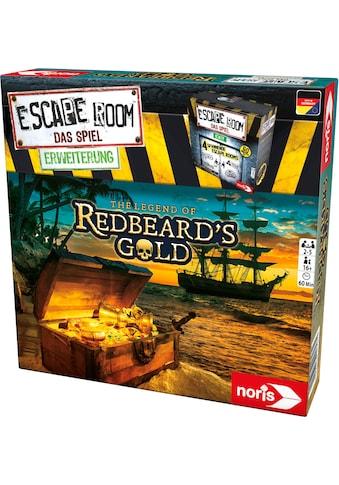 Noris Spiel »Erweiterungsspiel, Escape Room: Redbeard's Gold«, Made in Germany kaufen