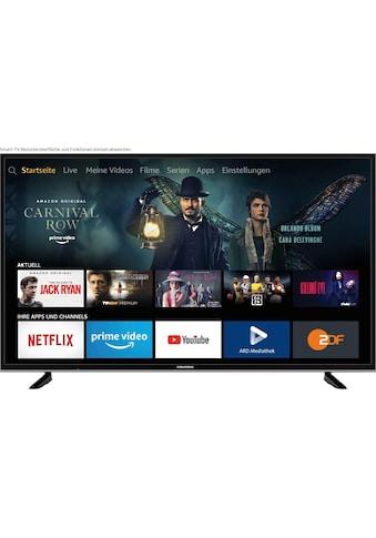 Grundig 43 VLX 7020 LED - Fernseher (108 cm / (43 Zoll), 4K Ultra HD, Smart - TV kaufen