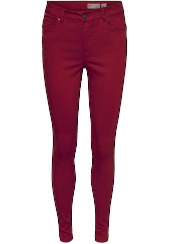 Vero Moda Skinny - fit - Jeans »VMHOT SEVEN« kaufen