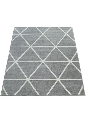 Paco Home Teppich »Stella 401«, rechteckig, 17 mm Höhe, Kurzflor, Wohnzimmer, Kundenliebling mit 4,5 Sterne-Bewertung! kaufen