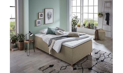 Home affaire Boxbett »Thorsby«, Boxbett ohne Kopfteil, frei im Raum stellbar, gut geeignet für Dachschrägen kaufen