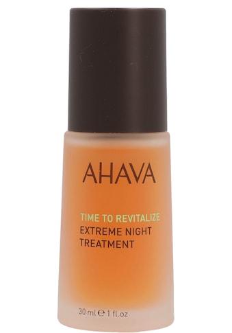 AHAVA Nachtserum »Time To Revitalize Extreme Night Treatment« kaufen