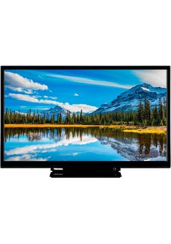 Toshiba 24W2963DA LED - Fernseher (60 cm / (24 Zoll), HD - ready, Smart - TV kaufen