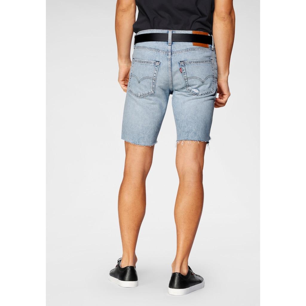 Levi's® Jeansshorts »412 Slim Short«
