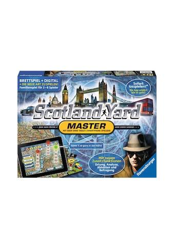 Ravensburger Spiel »Scotland Yard - Master«, Made in Europe, FSC® - schützt Wald - weltweit kaufen