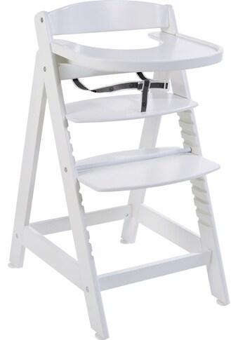 """roba® Hochstuhl """"Treppenhochstuhl Sit up Maxi, weiß"""" kaufen"""