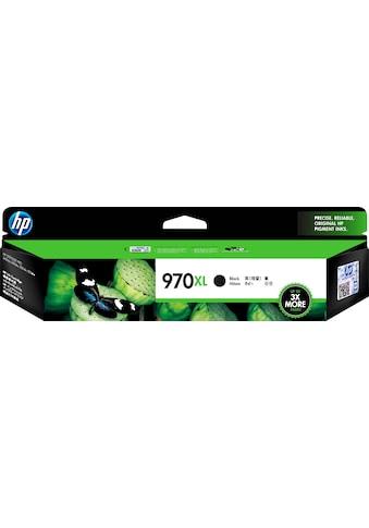 HP Tintenpatrone »hp 970XL Original Schwarz«, (1 St.) kaufen