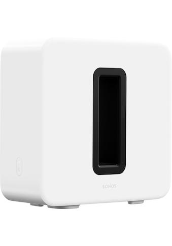 Sonos Subwoofer »Sub (Gen3) WLAN-« kaufen