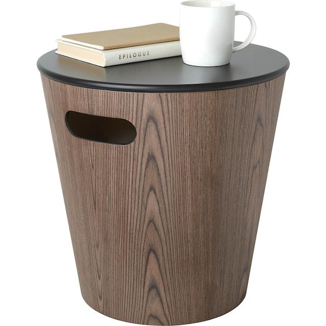 Umbra Ablagetisch »Woodrow Storage Stool«