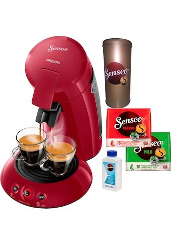 Senseo Kaffeepadmaschine HD6554/90 New Original kaufen