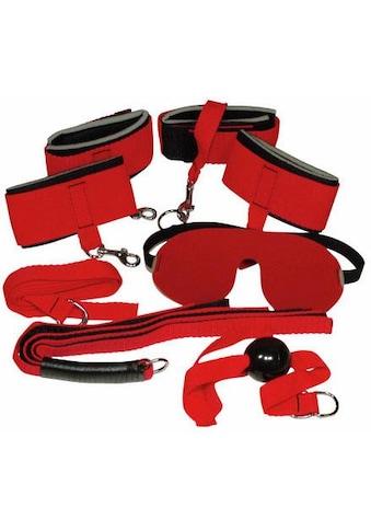 Bad Kitty Bondage-Set »Red Giant«, (8 tlg.) kaufen