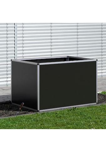 KGT Hochbeet Aluminium, BxTxH: 121x91x77 cm kaufen