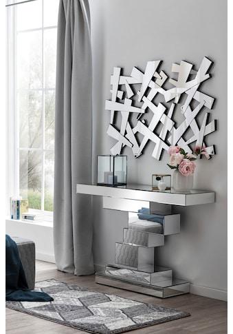 SalesFever Wandspiegel, in abstraktem Splitterdesign kaufen