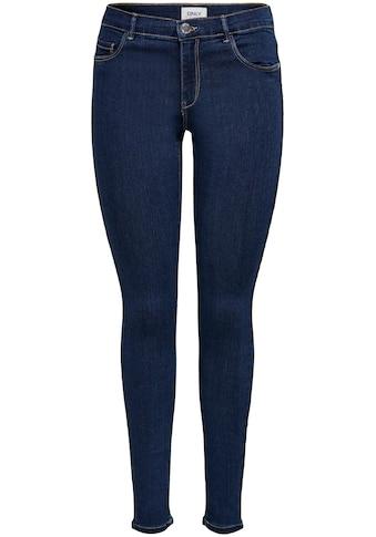 Only Skinny-fit-Jeans »ONLRAIN LIFE REG SKINNY JNS« kaufen