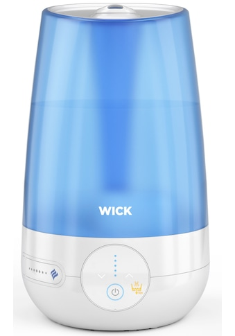 WICK Luftbefeuchter »Ultraschall-Kaltluftbefeuchter«, 4,5 l Wassertank, kompatibel mit... kaufen