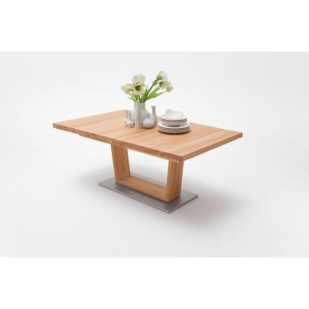MCA furniture Säulen-Esstisch »Cantania«