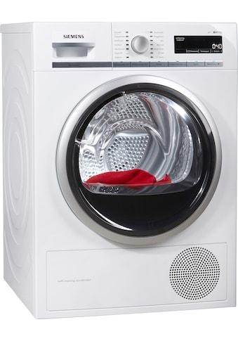 SIEMENS Wärmepumpentrockner »WT47W5W0«, iQ700 kaufen