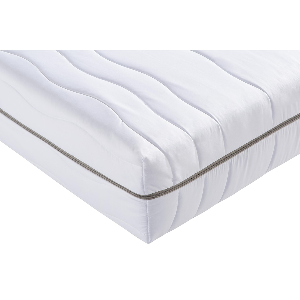 Beco Komfortschaummatratze »Selection MF Luxus«, (1 St.), Mikrofaser-Matratze zum Einheitspreis
