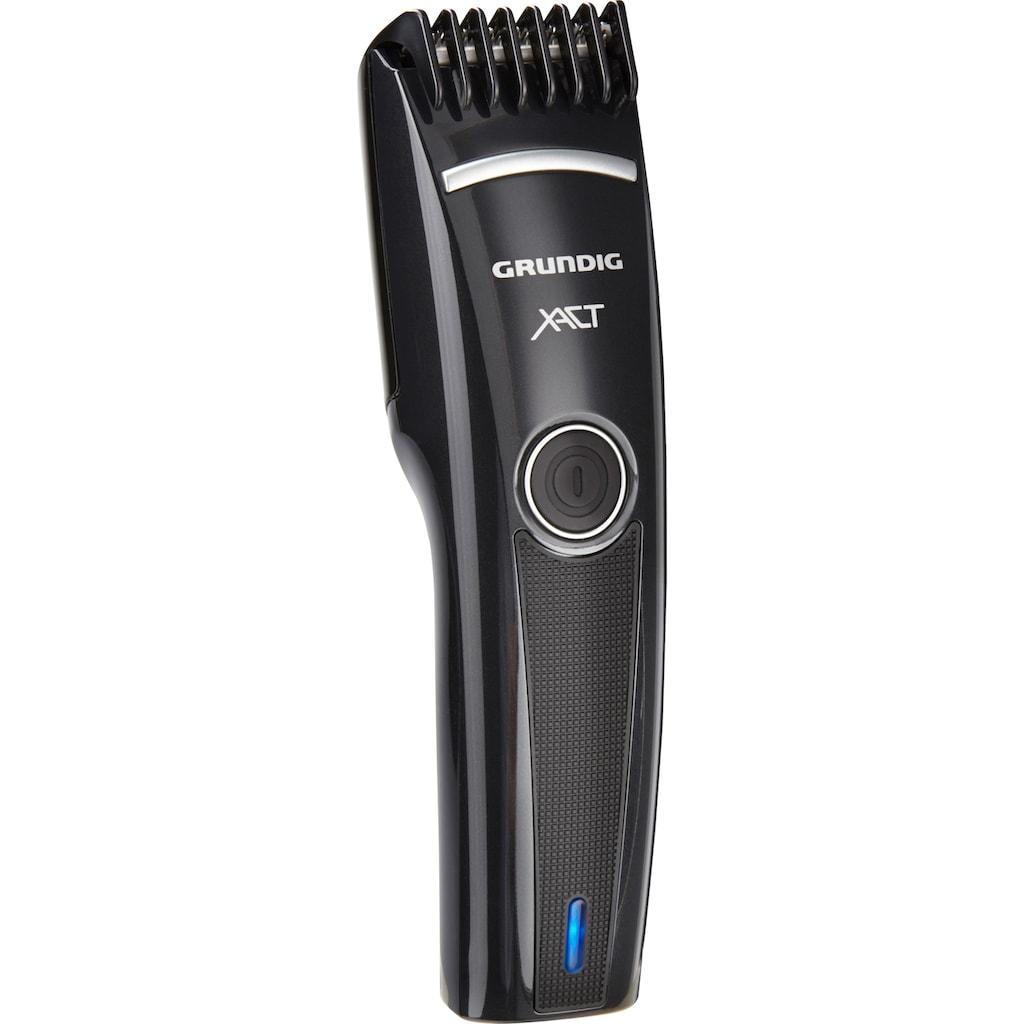 Grundig Haar- und Bartschneider »MC 3342«, 2 Aufsätze, Schneidsatz hygienisch abwaschbar