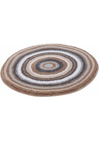 Badematte »Mandala«, Kleine Wolke, Höhe 20 mm, rutschhemmend beschichtet, fußbodenheizungsgeeignet kaufen