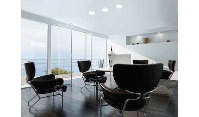 EGLO Aufbauleuchte »FUEVA-C«, LED-Board, Neutralweiß-Tageslichtweiß-Warmweiß-Kaltweiß, EGLO CONNECT, Steuerung über APP + Fernbedienung, BLE, CCT, RGB kaufen