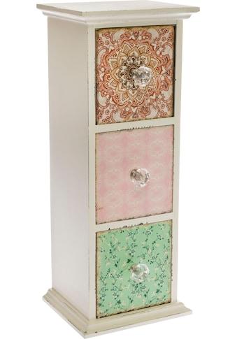 Myflair Möbel & Accessoires Schmuckkasten »Paisley«, mit 3 Schubladen kaufen