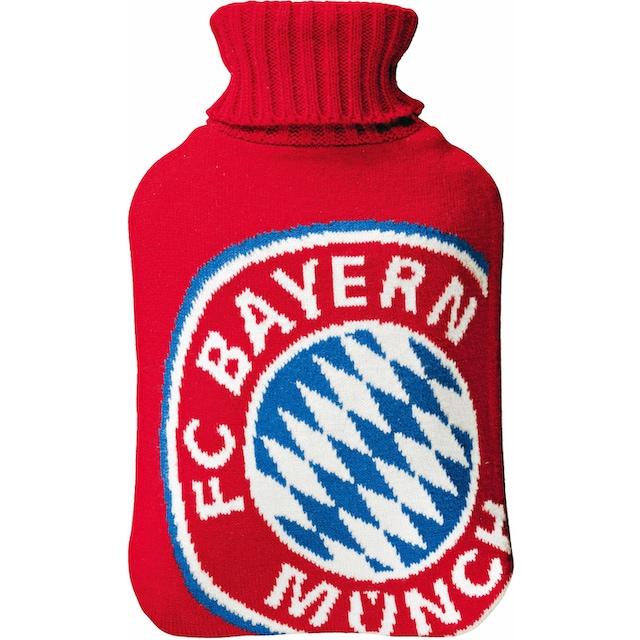 """FC Bayern Wärmflasche """"Logo"""""""