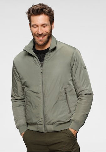 Esprit Outdoorjacke, mit Logostickerei auf dem Arm kaufen