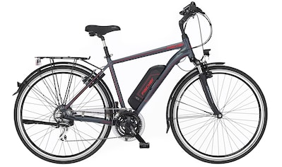 FISCHER Fahrräder E - Bike »ETH 1806 Herren Trekking E - Bike«, 24 Gang Shimano Acera Schaltwerk, Kettenschaltung, Heckmotor 250 W kaufen