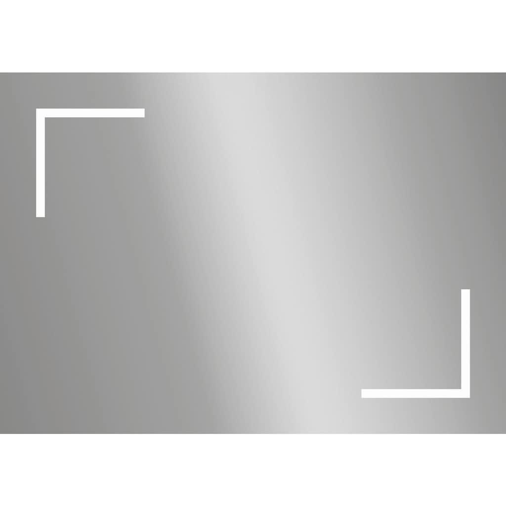 KRISTALLFORM Spiegel »Lenja«, 70 x 50 cm, LED