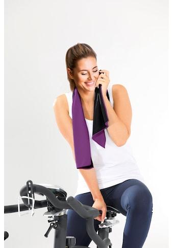 Gözze Handtuch »Kühltuch«, (1 St.), 3 Stk., für Sport & Fitness kaufen