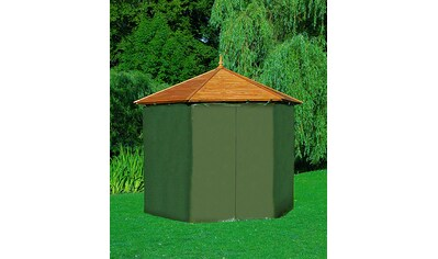 PROMADINO Wetterschutz für Holzpavillon »Palma« kaufen