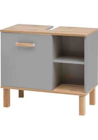 Schildmeyer Waschbeckenunterschrank »Padua«, Füße aus Massivholz kaufen