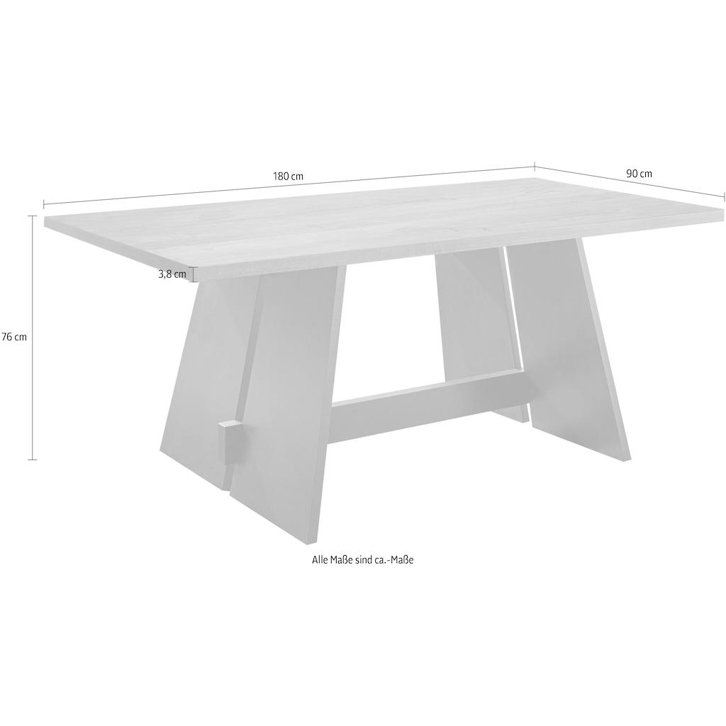 Esstisch »Mister«, Breite 140, 160 oder 180 cm